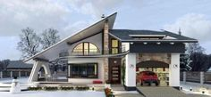 Luxury Villa Inspired From Macedonia – Amazing Architecture Magazine Architecture Pdf, Architecture Magazines, Amazing Architecture, Bungalow House Design, House Front Design, Modern House Design, 3 Bedroom Home Floor Plans, House Floor Plans, House Designs In Kenya