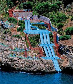Holy water slide! 2012-looks-a-little-like
