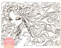 Memories of You - Inks by KelleeArt.deviantart.com on @deviantART