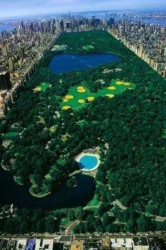 New York City ~ Central Park