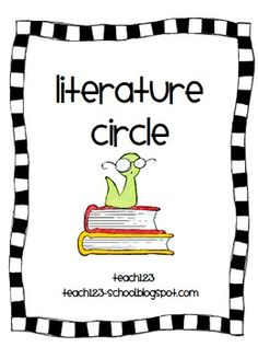 Literature Circles Fun  $