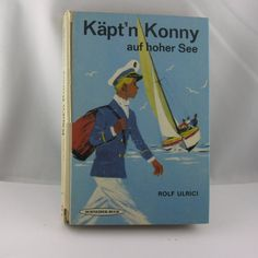 Käptn Konny auf hoher See Captain Konny on the by ideenreichBerlin, €4.50