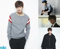 No matter the accessory, Lee Min Ho always has the power to melt hearts. Want more #LMH? Check out his artist page