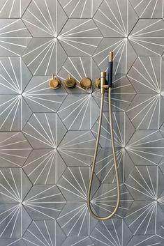 Kunst in de badkamer, Frederiksplein   Kodde Architecten