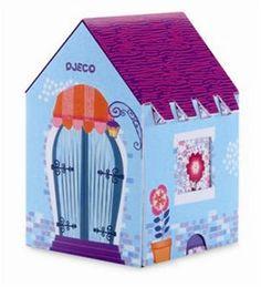 נימיגו, צעצועים, משחקים, יצירה, בובות, פאזלים, תינוקות, ילדים - יצירה בנייר - בית פיה תכלת