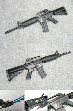 EbairSoft Airsoft parts & Tactical Gear - T G&D M16A2 Shorty DTW AEG 9543 GD-9543