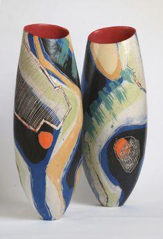 Ceramics 2010-2013 - Carolyn Genders