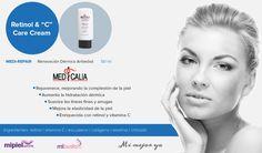 Todo el poder del retinol con la renovación dérmica de #Medicalia #Mujer #Belleza #Productos #Mujer