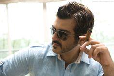 nice South Actor Ajith Kumar Wallpaper Stills
