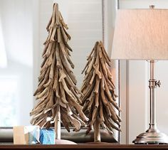 Driftwood Trees | Pottery Barn