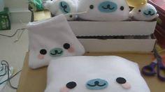 Mamegoma Pillow Tutorial :]