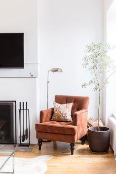 cozy corner styling