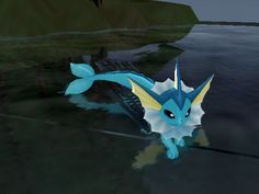 I got: Vaporeon! Which Eevee evolution from Pokemon are you?