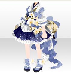 Drawing Anime Clothes, Dress Drawing, Fashion Games For Girls, Anime Angel Girl, Manga Drawing Tutorials, Anime Characters, Cute Characters, Anime Dress, Cocoppa Play