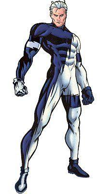 Quicksilver (Pietro Maximoff) Brotherhood of Mutants, Avenger, X-factor. Marvel Dc Comics, Marvel Lee, Marvel Comic Universe, Marvel Heroes, Secret Avengers, Avengers Team, Marvel Avengers, Comic Book Characters, Marvel Characters