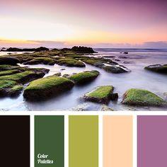 Color Palette #3361