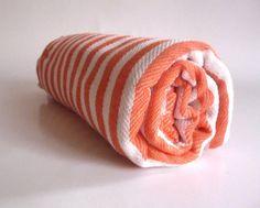 Handwoven Turkish Bath Towel Peshtemal Light and by TheAnatolian, $24.00