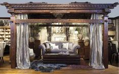 Arhaus outdoor Pinterest contest  Love this....Arhaus only 36 grand = dreamy