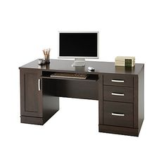 Ameriwood Tiverton Executive Desk
