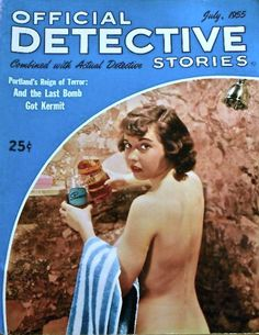 Official Detective Stories - July 1955