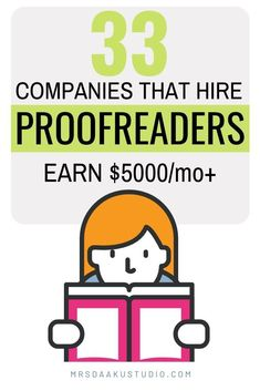 33 online proofreading jobs for beginners: Make money online TODAY! 33 online proofreading jobs for beginners: Make money online TODAY!,Finance Tips 33 online proofreading jobs for beginners: Make money online TODAY! Ways To Earn Money, Earn Money From Home, Earn Money Online, Way To Make Money, Money Today, Money Fast, Earning Money, Money Tips, Work From Home Careers