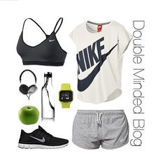 My perfect idea of a workout outfit! Thanks to the inspirational account @Fitness Things, Inc. #Padgram