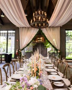 Asheville Event Co. drew inspiration from the bride's favorite movie to create an eclectic, glamorous wedding celebration in the mountains of North Carolina.