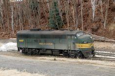 Allagash Railway pho