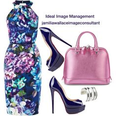 Ideal Image by jamilia-wallace on Polyvore featuring polyvore fashion style Aspinal of London MANGO Dsquared2