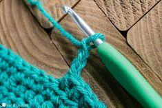 How to Crochet the Picot Stitch Crochet Picot Edging, Crochet Stitches, Crochet Hooks, Moss Stitch, Slip Stitch, Crochet Stars, Crochet Flowers, Half Double Crochet, Single Crochet