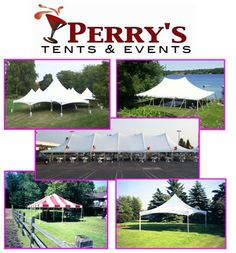 Tents for any occasion - weddings, corporate events, anniversaries, graduation parties, street festivals and more! 844-TENT PRO