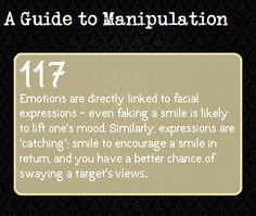 A Guide to Manipulation: I think these should go on my writing board<<< yeah. i'm not a sociopath, just a writer. Guide To Manipulation, The Art Of Manipulation, Manipulation Techniques, Writing Tips, Writing Prompts, Writing Help, Essay Writing, Persuasive Essays, Argumentative Essay