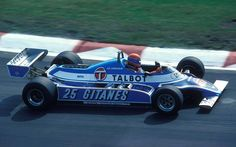 Jean-Pierre Jabouille (Ligier-Matra) Grand Prix de Saint-Marin - Imola - 1981