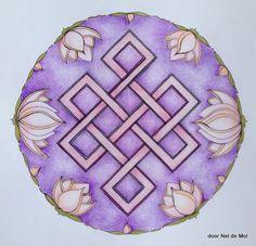 Zendala from Zee In Zicht - Mandala tekenen BASIS EN THEMA'S