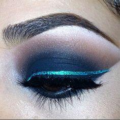 Smoky eye - Make-up