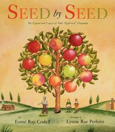 Recounts the life of John Chapman, the legendary Johnny Appleseed.