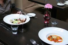 Dineren bij restaurant Karakter in Rotterdam. Dat ziet er wel heel erg lekker uit! #dineren #restaurant #Rotterdam