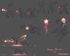 Did a first pass on some of the special FX for the boxer character check her out and give some feedback! Id love to hear fireworks go off and crowds che. Noxian Boxer FX sheet and animations Animation Reference, Drawing Reference Poses, Design Reference, Art Reference, Digital Painting Tutorials, Art Tutorials, Magic Design, Magic Art, Fantasy Weapons
