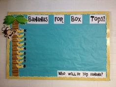 Image result for box tops for education bulletin board ideas
