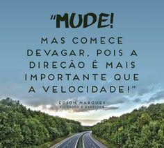Mude!