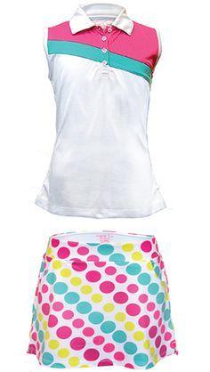 Junior Girls Golf & Tennis Apparel & Accessories on Pinterest ...