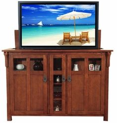 Luxury Tv Lift Cabinets for Flat Screens