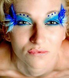 LITTLE FUN SHOOT- make-up by Adri Hugo