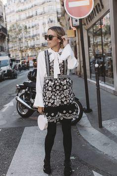 Damsel in Dior | La Ville-Lumière