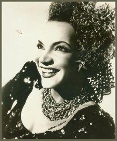 Carmen MIRANDA (1909-1955) * AFI Top Actress nominee > Active 1928–55 > Born Maria do Carmo Miranda da Cunha 9 Feb 1909 Marco de Canaveses, Portugal > Died 5 Aug 1955 (aged 46) California, heart attack > Other: Singer, Dancer > Spouse: David Alfred Sebastian (1947–55, her death).