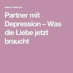 Partner mit Depression – Was die Liebe jetzt braucht
