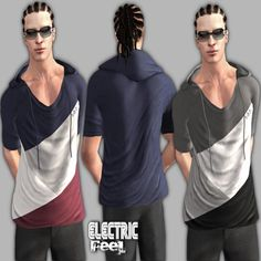 THIRD LIFE: ELECTRIC FEEL - PINYOU SHIRT