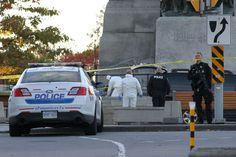 Defesa aérea dos EUA e Canadá entram em alerta após tiroteio em Otawa | #CNN, #EspaçoAéreo, #FBI, #Otawa, #Parlamento, #Tiroteio