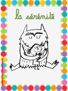Couleurs émotions arc-en-ciel (LaCatalane).pdf - Fichiers partagés - Acrobat.com Colors And Emotions, Feelings And Emotions, Color Activities, Activities For Kids, Star Of The Week, Monster Book Of Monsters, 6th Grade Art, Art Prompts, Yoga For Kids