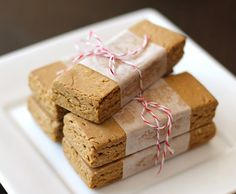 Peanut Butter Fudge Bars (at least there is a lot of Protein!!)